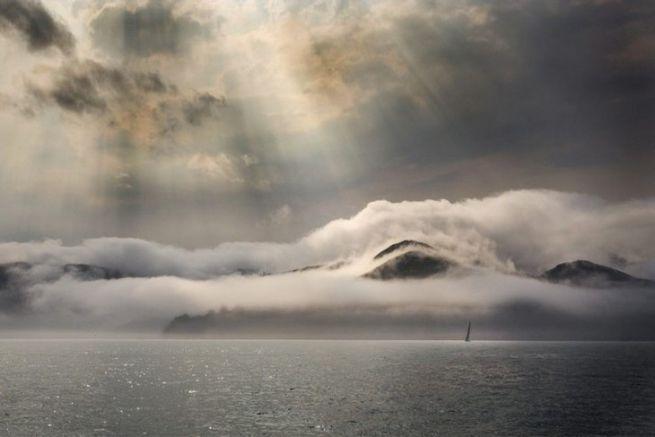 Rolex China Sea Race 2016 à Hong-Kong