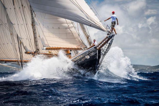 Columbia, Antigua Classic Yacht Regatta
