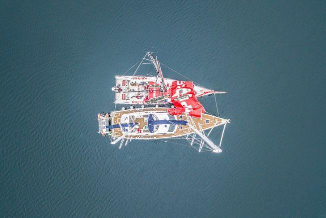 Mapfre sur la Volvo Ocean Race 17/18