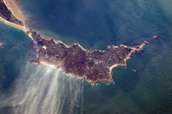 La presqu'île de Quiberon semble agréable même en cette fin d'hiver (février 2017)