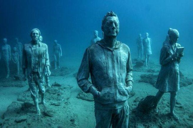 Le musée sous-marin de Lanzarote
