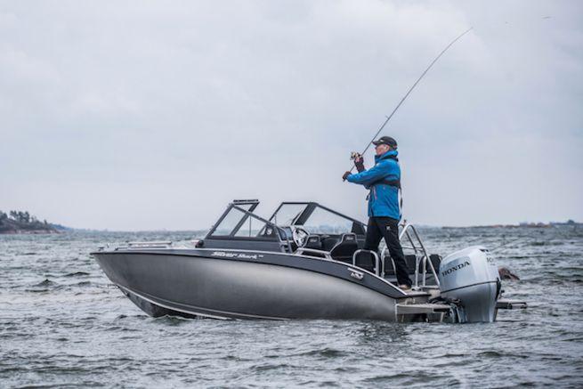Le nouveau Shark BRX 610