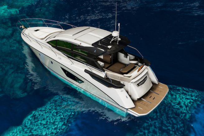 Le Gran Turismo 50, nouvel amiral de la gamme Sport-Cruiser