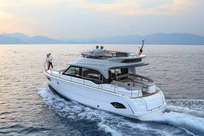 Bavaria E40, vainqueur dans la catégorie trawler