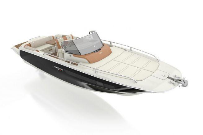 CX 280 d'Invictus Yacht