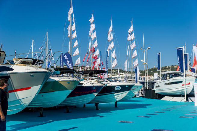 Les nouveaux day-cruiser à découvrir au Cannes Yachting Festival