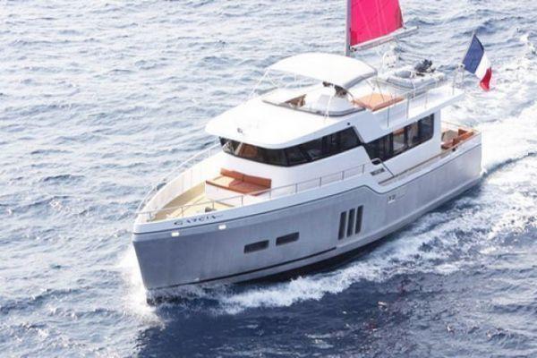Le GT54 de Garcia Yachting