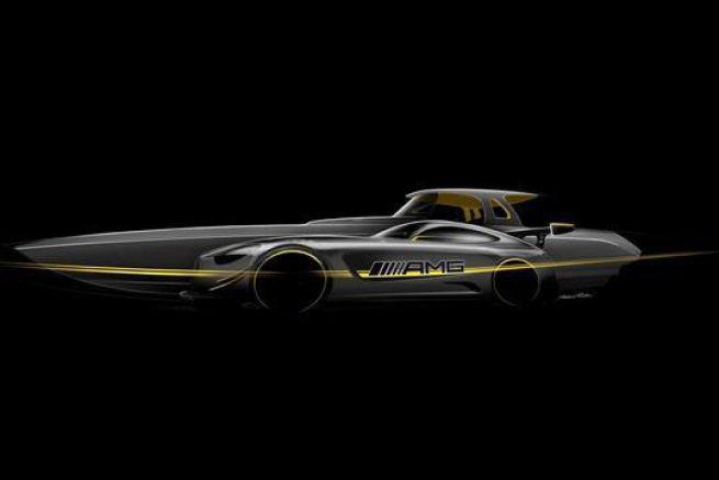 La nouvelle Cigarette Racing 41 'SD GT3