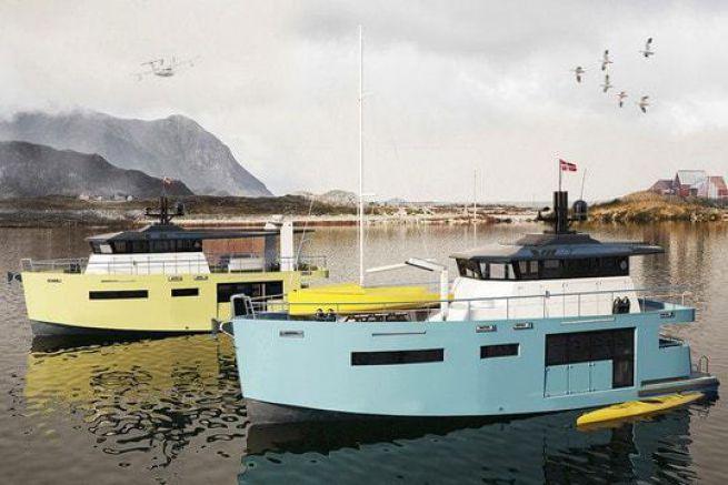 Mybo System Yacht
