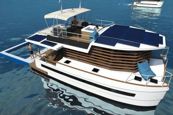 Kayflo, la maison-bateau à découvrir en 2017