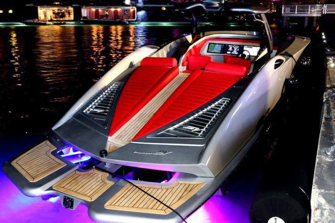 L'Alpha de SV Yachts