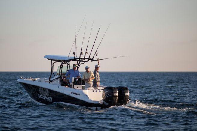 Le 262 Fisherman de Wellcraft, nouveauté 2017