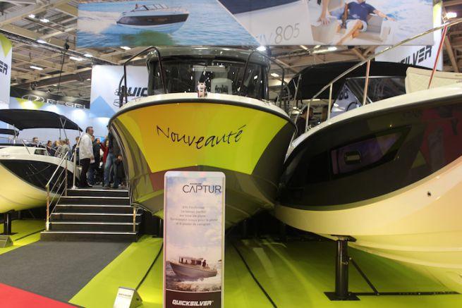 Le 675 Pilothouse Explorer, lancé sur le Nautic 2017