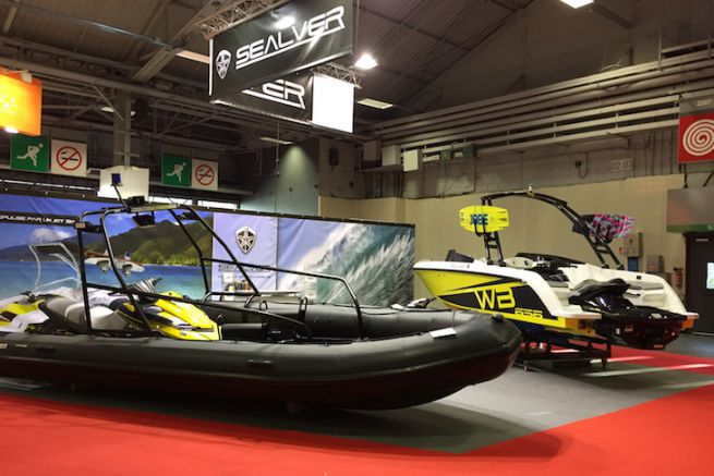 Sealver au Nautic 2015