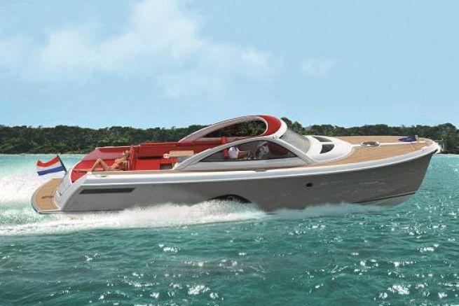 Keizer 42, premier modèle de Keizer Yachts