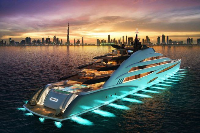 Amara, le nouveau projet d'Oceanco
