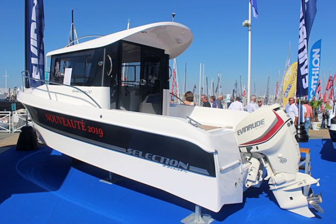 Le Grand Large 22 du chantier Selection Boats