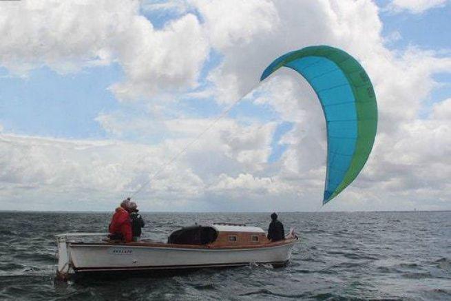 Le Liberty Kite d'Yves Parlier