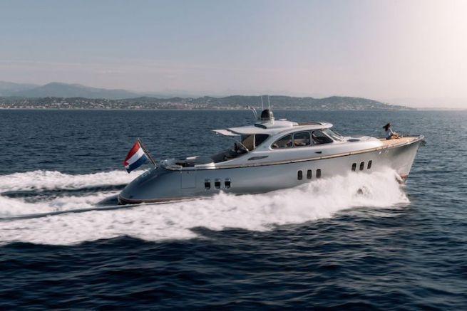 Le Zeelander Z55, nouveauté 2017/2018 du chantier Zeelander Yachts