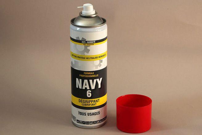 Navy 6 de STOPSEL