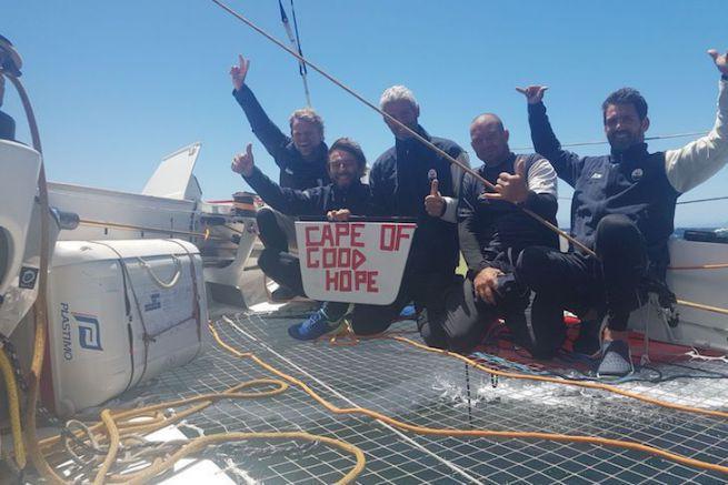 Passage du Cap de Bonne Espérance