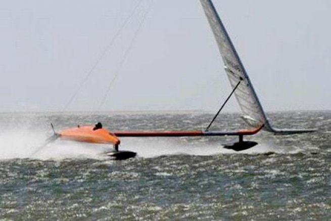 Vestas Sailrocket 2