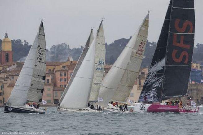 Les 900 Nautiques de Saint-Tropez 2015