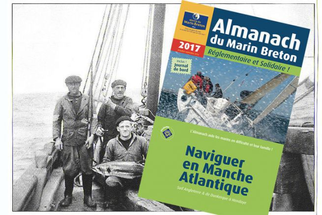 L'Almanach du Marin Breton pour la protection des gens de mer