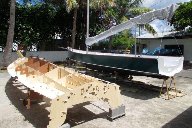 Montage du kit d'un Multimono à Mayotte
