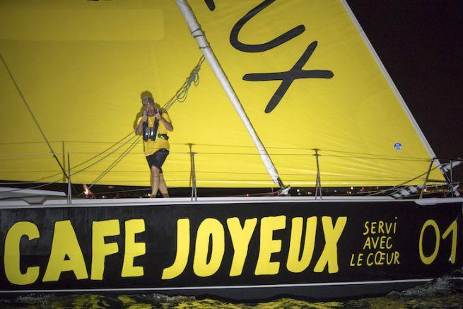 Sidney Gavignet sur Café Joyeux