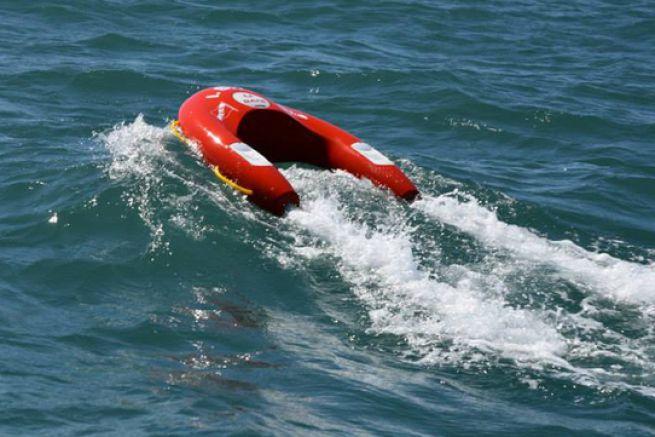 USafe, la bouée de sauvetage motorisée