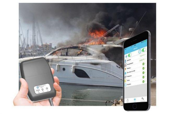 Watching Man, pour assurer la sécurité de votre bateau