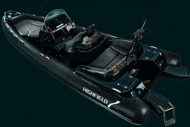 Highfield vise le marché du luxe avec sa nouvelle gamme Sport RIB