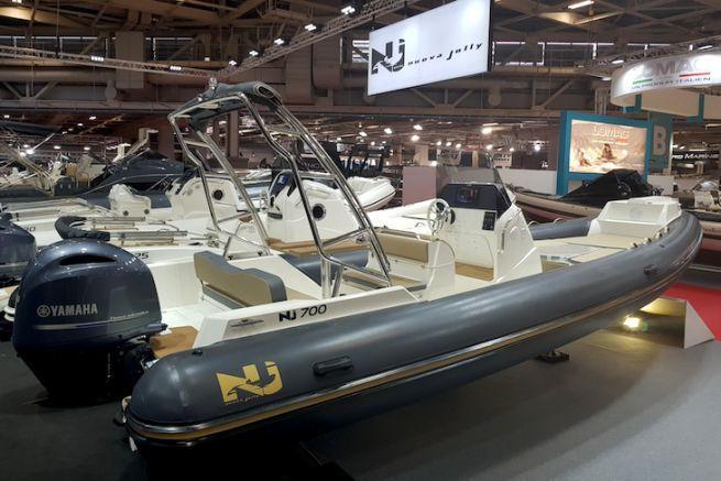 Le nouveau NJ 700 présenté au Nautic 2017