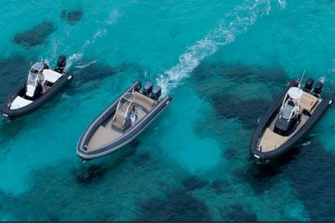 La flotte SeaWater