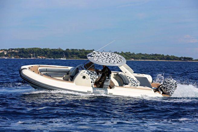 Le W9 II de Wimbi Boats