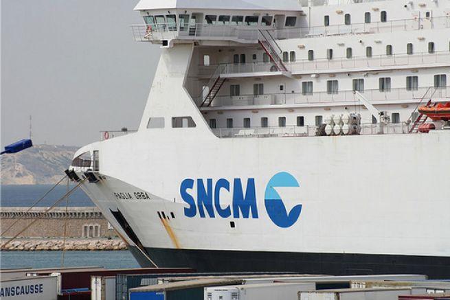 Un des navires de la SNCM