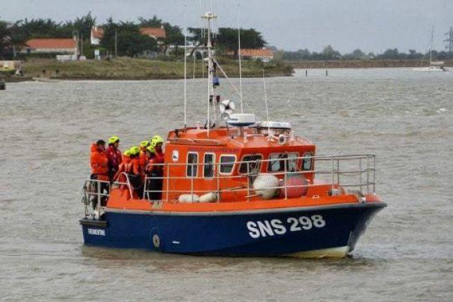 La Société Nationale des Sauveteurs en Mer