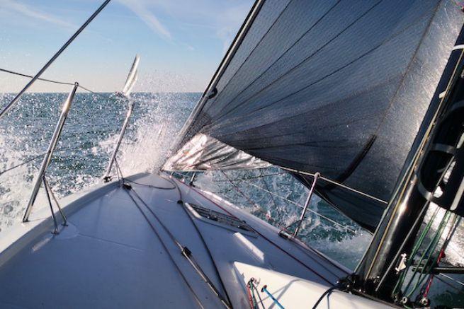 Au débridé à bord du Figaro 3 Smurfit Kappa
