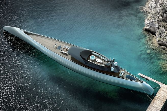 Tuhura, le nouveau concept d'Oceanco