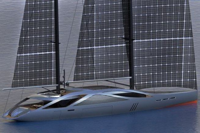 Aquila, le superyacht eco-friendly