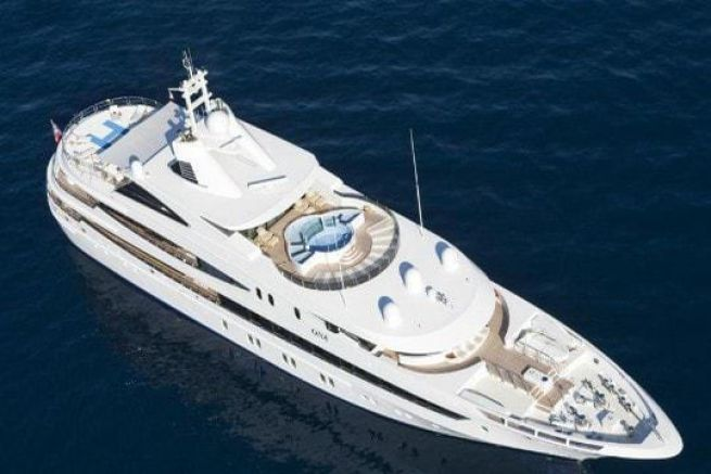 Superyacht Natita