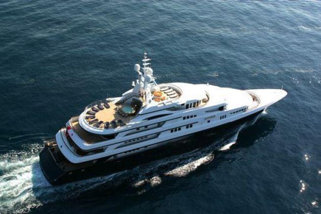 Superyacht Benetti