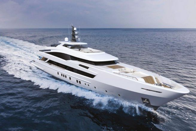Benetti Fast Now BF 184
