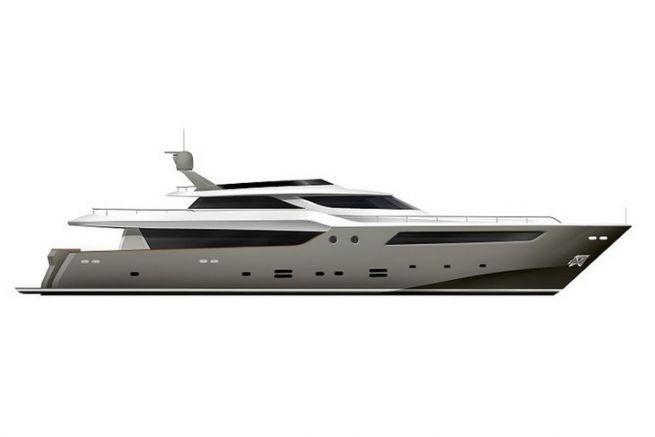 La nouvelle gamme de yachts à moteur de Baltic Yachts