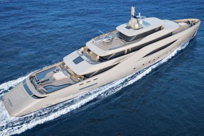 L'Ottantacinque, dévoilé au Monaco Yacht Show