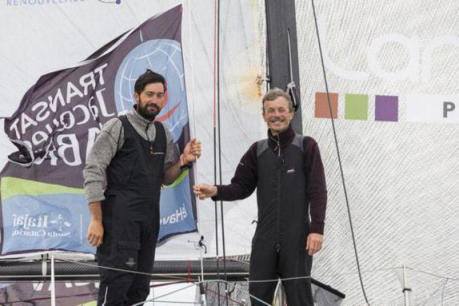 Louis Duc et Christophe Lebas