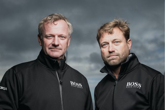 Neal McDonald et Alex Thomson