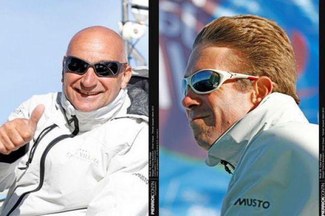Thierry Bouchard et Olivier Krauss