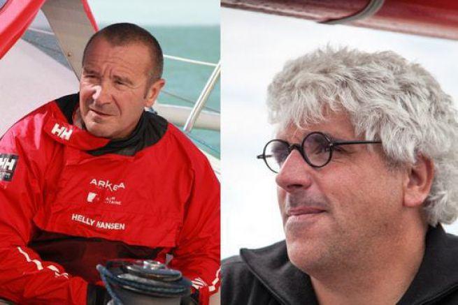Lalou Roucayrol et César Dohy